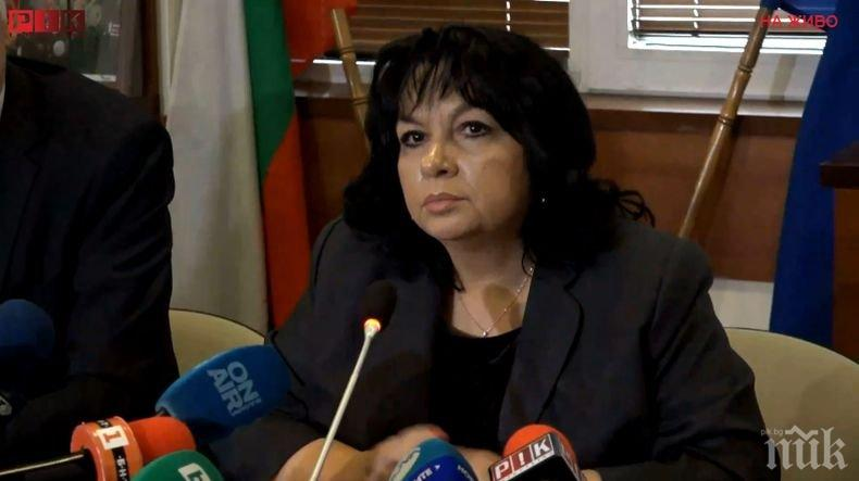 Теменужка Петкова алармира: Кражбите на ток са заплаха за националната сигурност