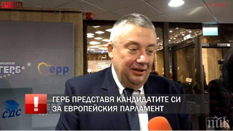 Илия Лазаров от СДС: Невероятно е как десни призовават да се гласува за БСП