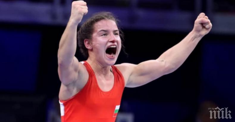 Супер постижения за България на Евро 2019 по борба