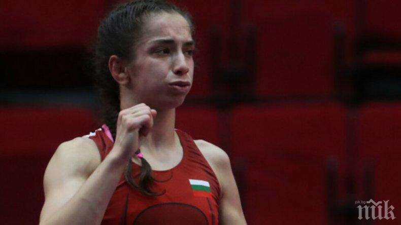 Нов престижен успех за България на Европейското по борба