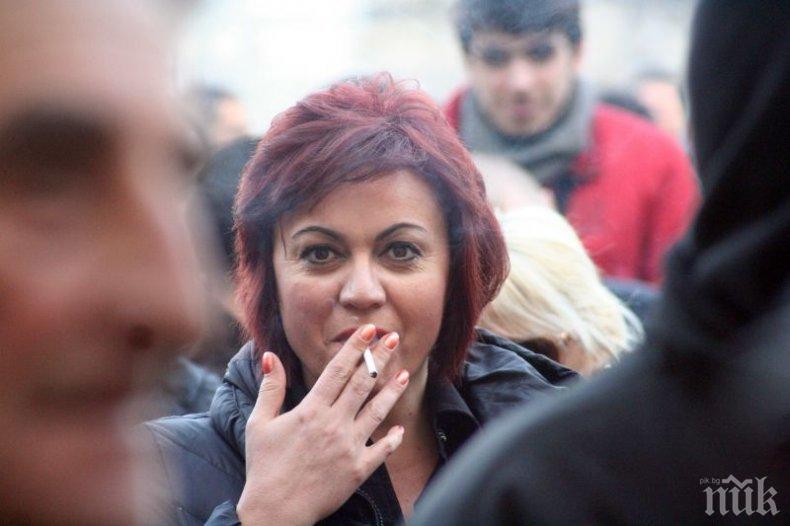 МЪЛНИЯ: Кмет праща съдия-изпълнител да запорира имотите на Корнелия Нинова