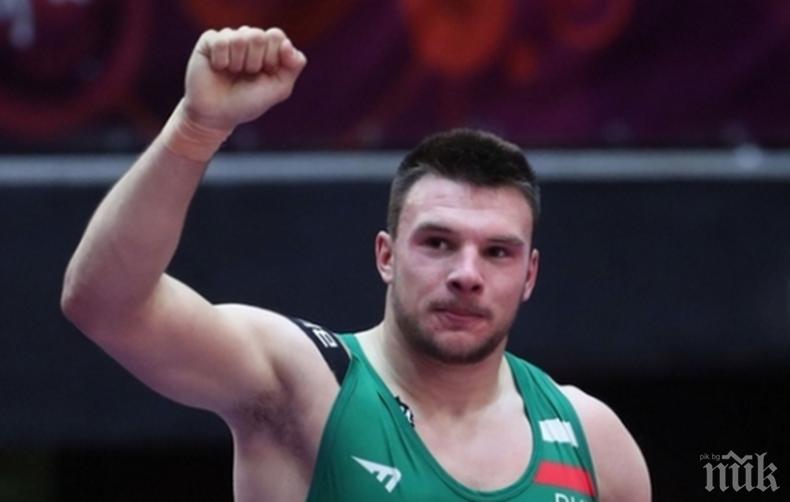 Кирил Милов е на финал на Европейското