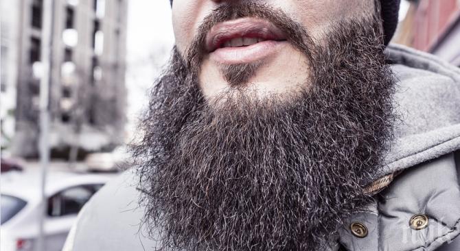 НАУЧНО ДОКАЗАНО: Мъжете с гъсти бради имат по-малки... топки