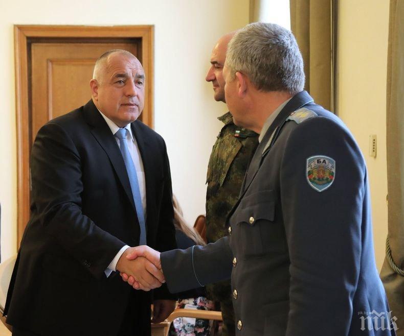 ПЪРВО В ПИК: Борисов стартира процедура за откриване на Висше военновъздушно училище (СНИМКИ)