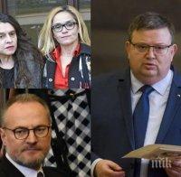 САМО В ПИК TV! Главният прокурор Сотир Цацаров с коментар пред медията ни за присъдата на Иванчева, нападките срещу шефа на