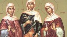 ВЯРА: Почитаме три девици, извършили голям подвиг