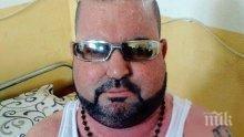 Бургаският рецидивист Вилито, излежаващ 15-та присъда, цъка селфита от килията