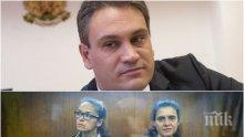 """САМО В ПИК! Шефът на """"Антимафия"""" Пламен Георгиев пред медията ни след присъдата на Иванчева: Вижда се, че работим по закон. Вижда се, че компроматите срещу нас са заради корумпираните зад решетките!"""