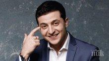 ИЗНЕНАДА: Зеленски не се яви на дебата с Порошенко на Олимпийския стадион в Киев