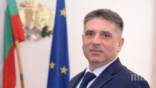 ПИК TV: Министър Кирилов: Днес е голям празник, Търновската конституция показва въжделенията на един силен народ