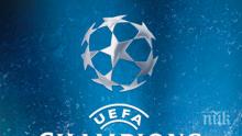 """В 1/4-финалите на Шампионска лига: Каталунците отстраниха """"червените дяволи"""", супер звездата Меси..."""