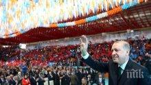 Партията на Ердоган внася извънредна жалба за повтаряне на вота в Истанбул