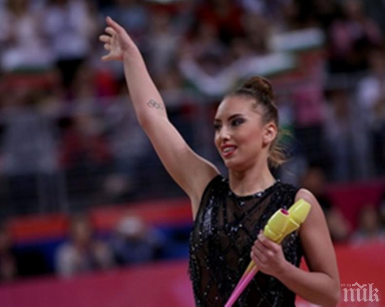 СУПЕР: Тасева с още едно отличие в София