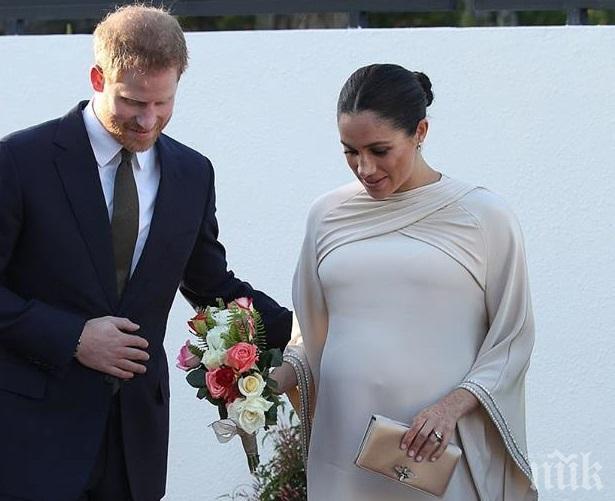 Вижте какъв режим спазва бременната Меган Маркъл, за да изглежда безупречно
