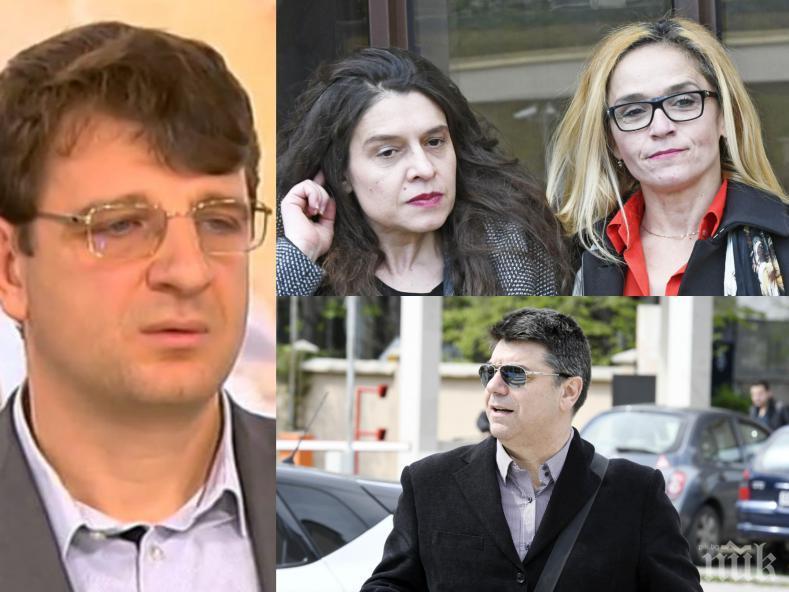 ЕКСКЛУЗИВНО: Бизнесменът Александър Ваклин с първи коментар за 20-годишната присъда на Иванчева