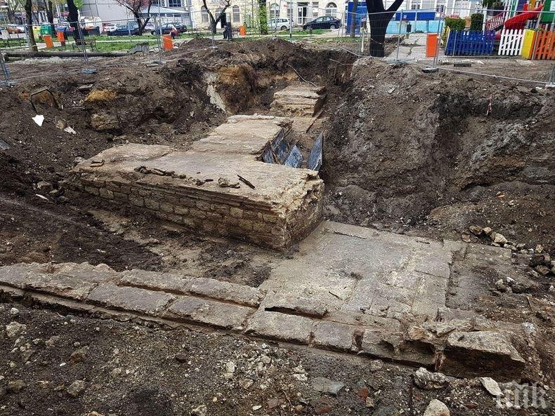 Намериха уникални находки от три епохи във Варна (СНИМКИ)