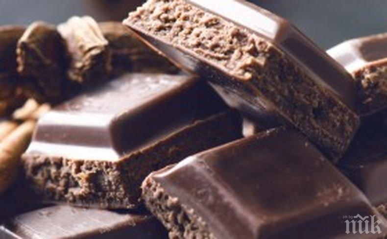 ВКУСНО: Побелелият шоколад не е вреден