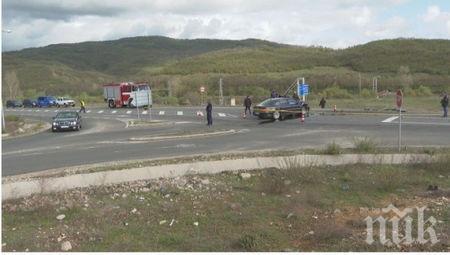 АПИ опроверга твърдението, че кръстовището на катастрофата с Местан е убиец