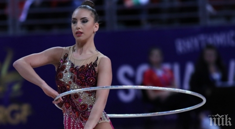 БРАВО: Катрин Тасева с нов прекрасен резултат