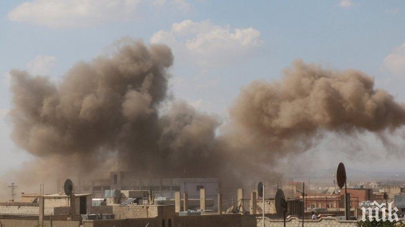 УЖАСЪТ В ЛИБИЯ: 150 бяха са убити при боеве в Триполи