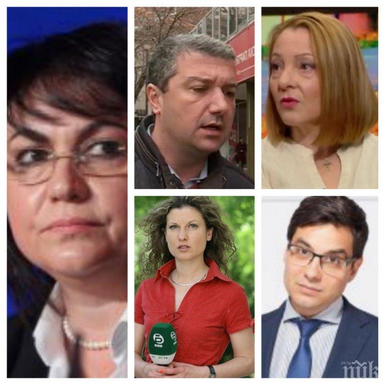 Медии на повикване за удобство на политиците - прекалили с тунинга беновски и лигави светославивановци