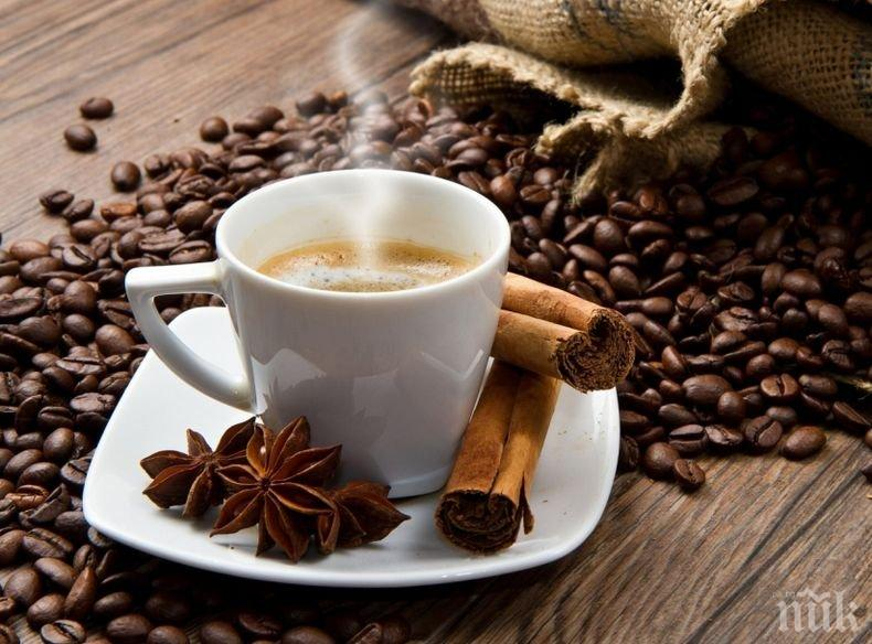 Над 4 чаши кафе дневно изтощават нервната система