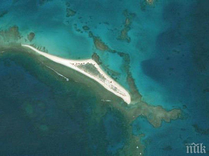 Учени откриха хранещи се с петрол бактерии на океанското дъно