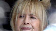 Страшна драма за Лили Иванова в Бургас! Някой открадна буркана й с мед и сребърната лъжичка