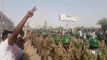 Военните в Судан предават властта на цивилно правителство
