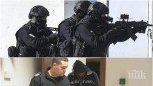 НОВИ ПОДРОБНОСТИ: Арестуваният шеф от СОБТ твърди, че е натопен - спипали го в момента на предаването на парите (СНИМКИ)