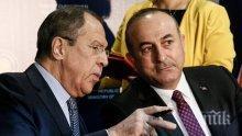Лавров и Чавушоглу ще съдействат за примирие в Либия