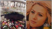 МЪКАТА Е НЕОПИСУЕМА: Дъщеричката на зверски убитата Виктория Маринова чака майка си да се прибере