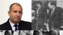 """ШОКИРАЩО В ПИК: Бащата на ВИС и """"Мултигруп"""" спряган за шеф на кабинета на Румен Радев"""