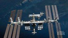 """Роботизирана ръка от МКС прихвана товарния кораб """"Сигунс"""""""