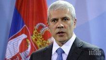 Бивш президент на Сърбия: Опозицията не трябва да се съгласява на избори при сегашните условия в страната