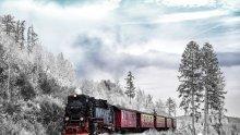 НЕОБИЧАЙНО: Сняг изненада Турция