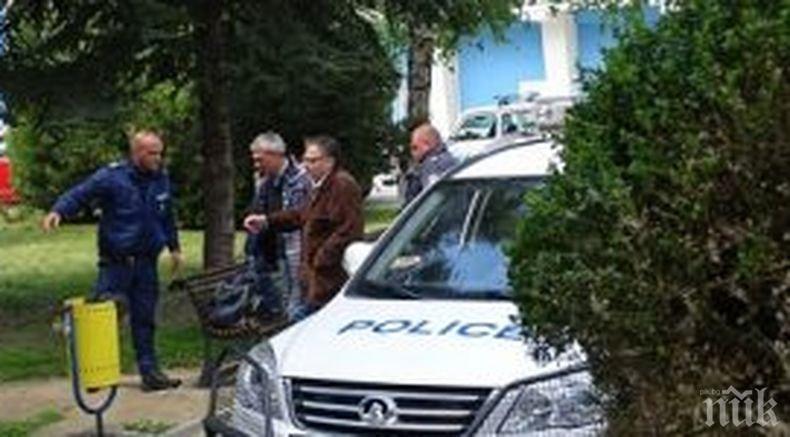 СЛЕД НЕОЧАКВАНАТА ПРИСЪДА: Антимафиотът Мирослав Писов, осъден за смъртта на Чората, се предаде в полицията: Съдията е Христос, не Лозан Панов