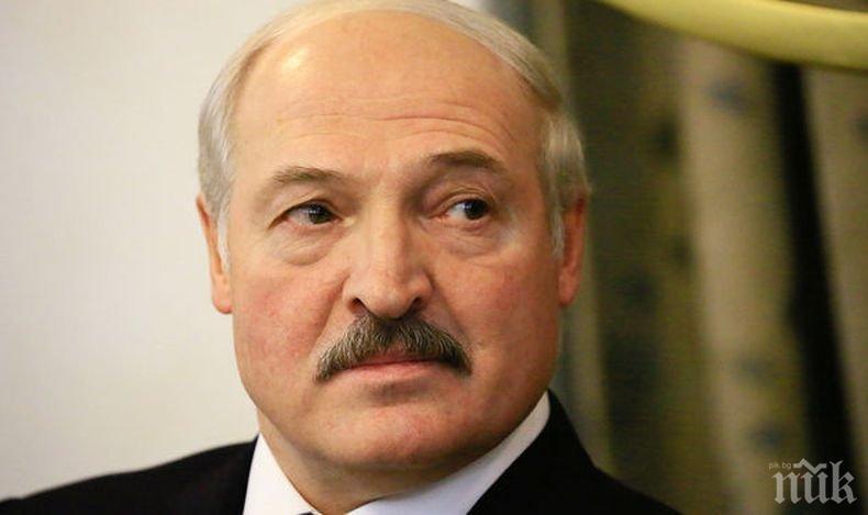 Лукашенко: Русия е гарант на суверенитета на Беларус