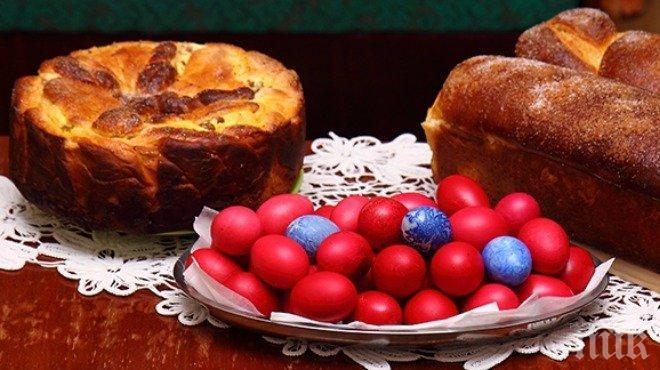 ОПАСНОСТ: Ето за какво да внимавате по Великден с яйцата и козунаците