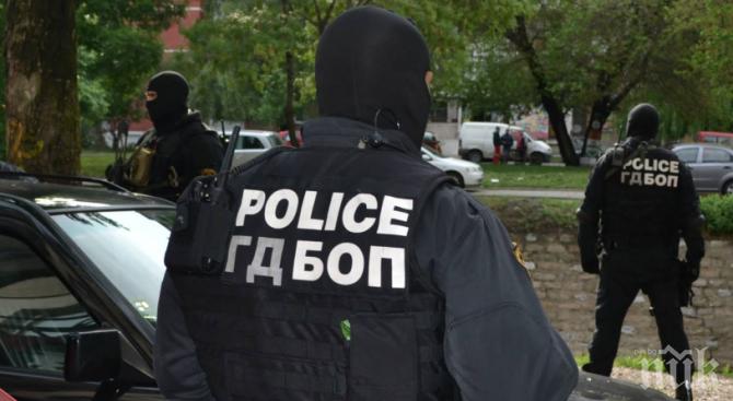 ИЗВЪНРЕДНО В ПИК: Прокуратурата, ГДБОП и МВР извършват спецакция срещу група за трафик на хора и пране на пари