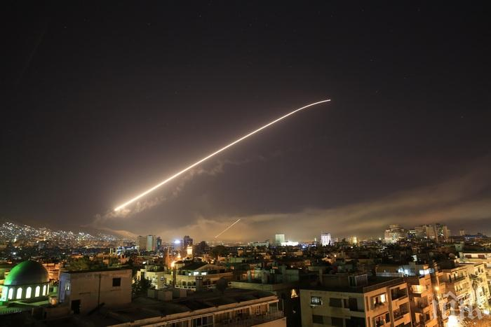 Израел уби севернокорейци в Сирия
