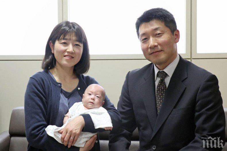 НЕВЕРОЯТНО: Изписват от болница най-малкото бебе, родено с тегло 258 грама