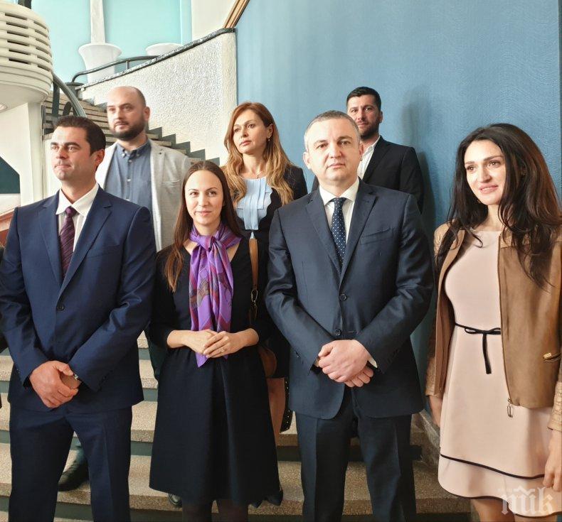 Ева Майдел: Имаме най-добрите икономически показатели в новата история на България (СНИМКИ)