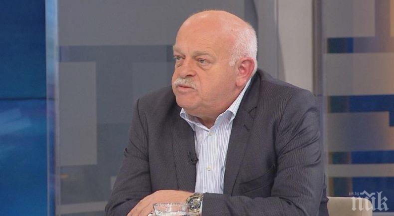 ОТ ПОСЛЕДНИТЕ МИНУТИ: Дончо Атанасов подава оставка от УС на АПИ