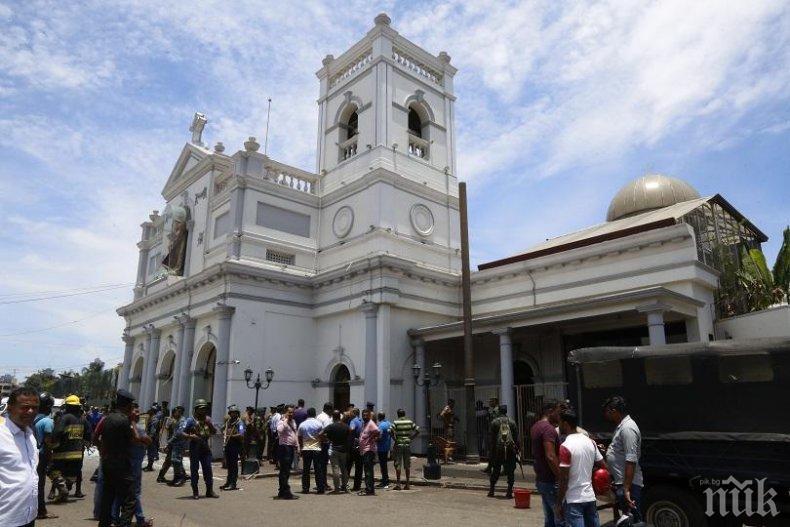 Световните лидери осъдиха терористичните атаки в Шри Ланка