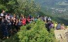 1000 души изкачват Копитото в памет на Боян Петров