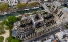 """ЧУДО: Органът в """"Нотр Дам"""" е останал невредим при пожара"""