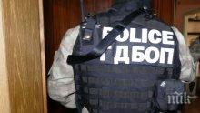 """ОТ ПОСЛЕДНИТЕ МИНУТИ: Спецакция за наркотици в столичния квартал """"Стрелбище""""  - на място има 10 патрулки"""