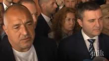 ИЗВЪНРЕДНО В ПИК TV! Борисов с остър коментар за Ангелкова: Не гоним никого урбулешката, в нищо не са я уличили (ОБНОВЕНА)