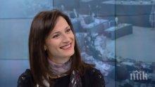 Мария Габриел за листата на ГЕРБ - знаещи и можещи хора